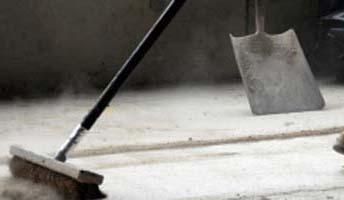 albuquerque construction site cleanup services picture