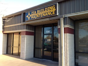 zia building maintenance office picture